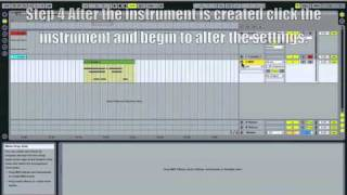 How To Make Industrial Drums Using Ableton Live 8