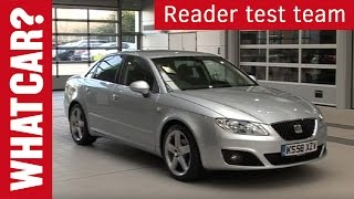 Seat Exeo customer review - What Car?