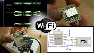 ESP8266 Serial Interface to WiFi