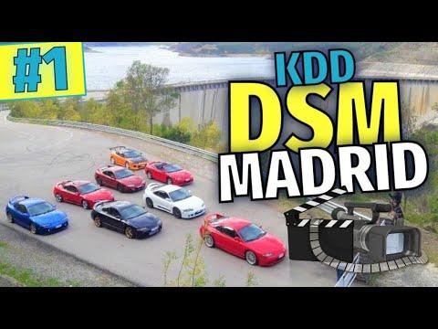 "Download #1️⃣ DSM Madrid MEETING 🗻 Mitsubishi ECLIPSE 2G DSM event 🏅 ""Torrelaguna"""