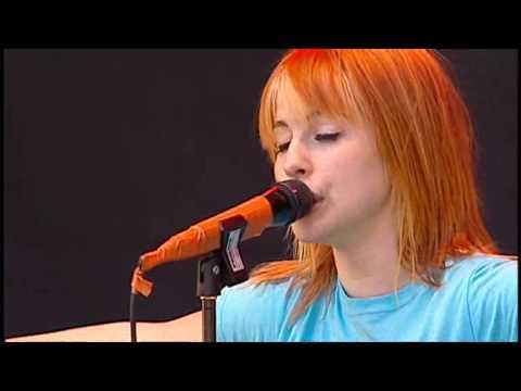 Paramore - Let The Flames Begin [Norwegian Wood 2008]