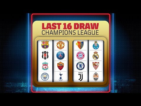 How do Barça fans see the draw for the Champions League Round of 16?