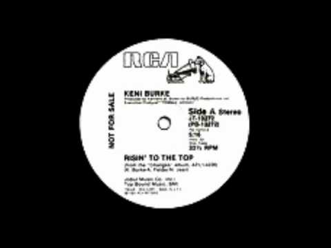 Keni Burke - Rising To The Top (12