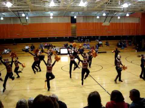 Harlem Middle School Rock Me In Routine