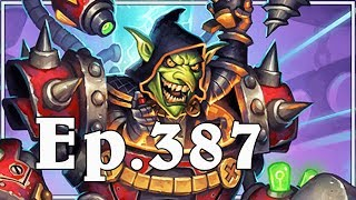 Funny And Lucky Moments - Hearthstone - Ep. 387
