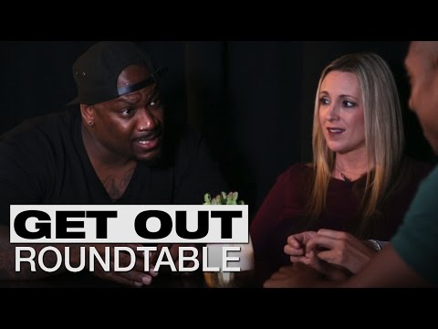 Interracial Couples Talk: Cultural Appropriation, 'Get Out'