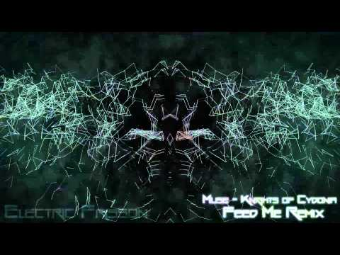 Muse - Knights of Cydonia (Feed Me Remix) *HD Plexus Visual*