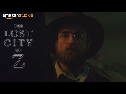 The Lost City of Z - Aide de Camp | Amazon Studios