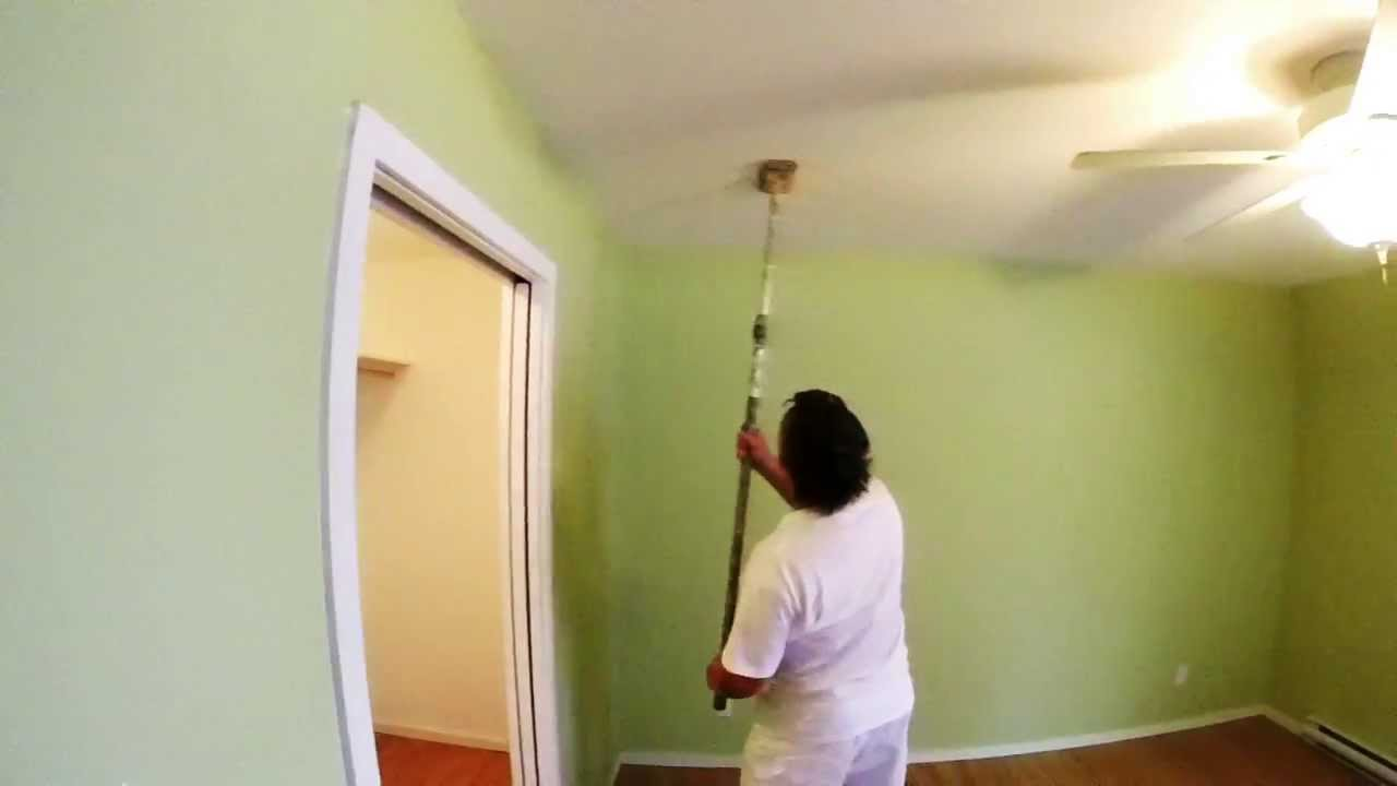 How To Prepare And Paint Ceilings With A Roller By Home Pro Painting