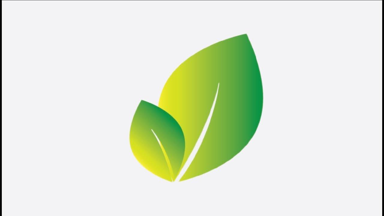 How to Make Leaf in Illustrator - Graphics Design Tutorial ...