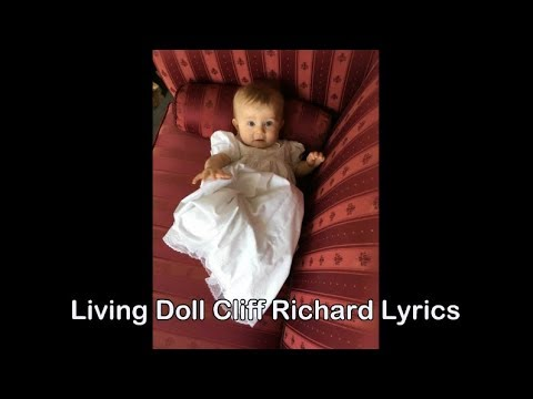 Living Doll Lyrics Song by Cliff Richard