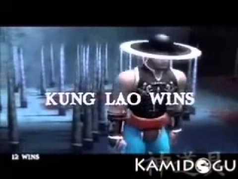 Mortal Kombat Shaolin Monks   Fatalities Kung Lao