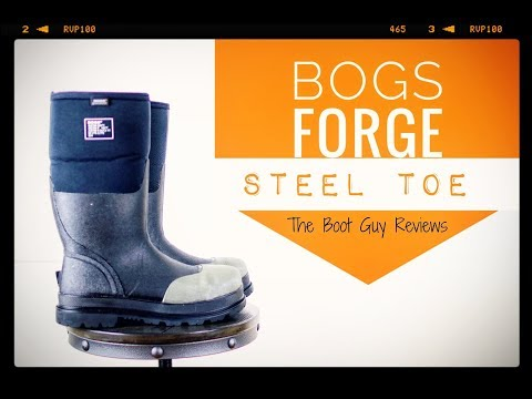 BOGS FORGE [ The Boot Guy Reviews ]