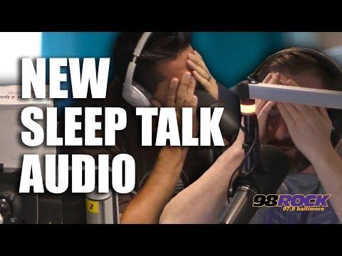 Sleep Talk Audio