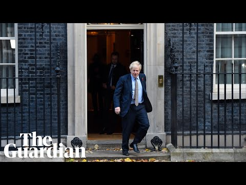 Boris Johnson makes a statement at 10 Downing Street - watch live