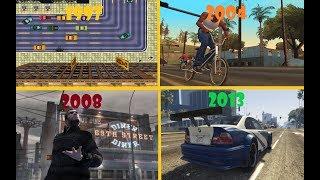 Grand Theft Auto Revolution (1997-2013)