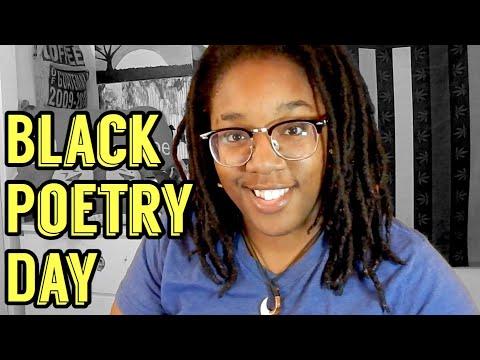 D. K. Smith - BLACK POETRY DAY