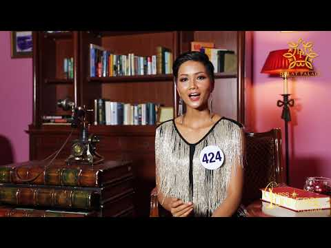 INTERVIEW | H'Hen Niê, SBD 424 | Top 45 Miss Universe Vietnam