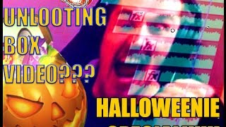 OVERWATCH UNBOXING VIDEO HALLOWEENIE SPECIAL CLICK ME CLICK ME CLICK ME