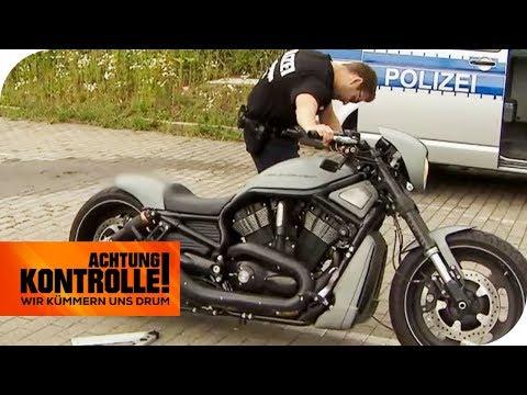 Download lagu Zu laut & zu unsicher! Katastrophale Mängel bei Harley Davidson! | Achtung Kontrolle | kabel eins