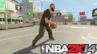 NBA 2K14 - My Career: O Início #01 [Xbox One]