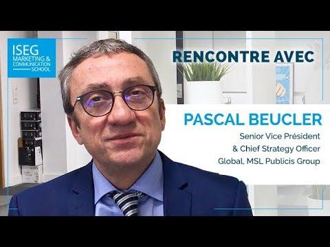 Rencontre avec Pascal Beucler