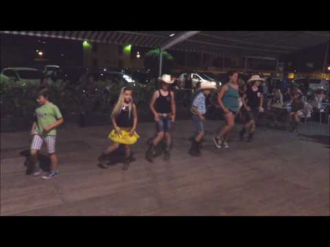 All Jacked Up  Line Dance