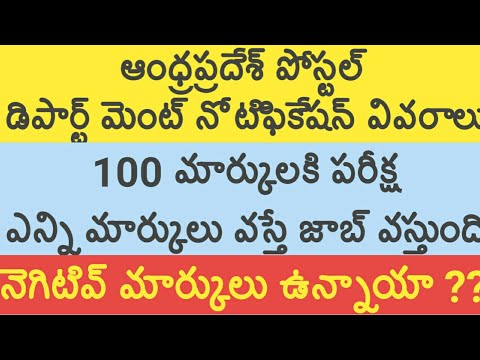 Andhra pradesh postal department recruitment|post man recruitment|mail guard recruitment|appsc jobs