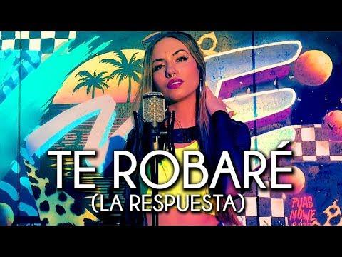 TE ROBARÉ (LA RESPUESTA) Nicky Jam, Ozuna – Joana Santos Cover Flamenco