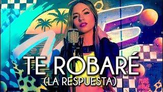TE ROBARÉ (LA RESPUESTA) Nicky Jam, Ozuna - Joana Santos Cover Flamenco
