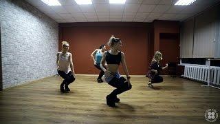 Silent Strike ft.Monooka - Frunzisoara I Heels choreography by Alisa Zaitseva I D.side dance studio