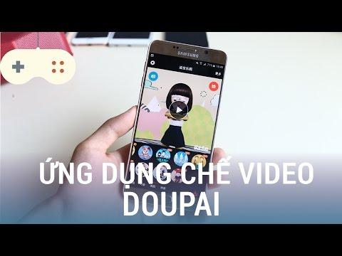 Vật Vờ| Doupai - ứng dụng ghép mặt vô video hài hước, vui vẻ