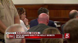 Video Jury Reads Guilty Verdict In Holly Bobo Trial download MP3, 3GP, MP4, WEBM, AVI, FLV September 2017