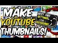 MAKE YOUTUBE THUMBNAILS WITHOUT PHOTOSHOP!!! | FREE ONLINE PHOTOSHOP!!! | [IN DEPTH 2017 TUTORIAL!]
