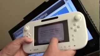How to Reset the WiiU to Original Factory Settings