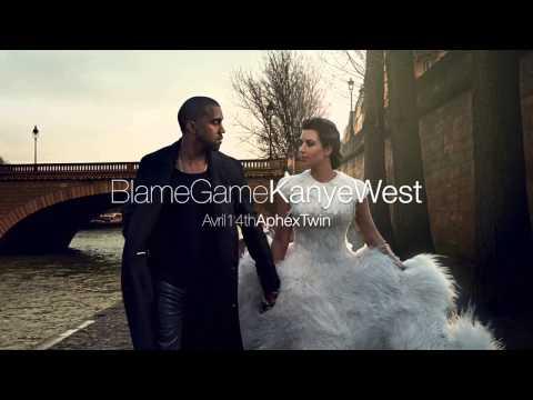 Blame Game (Kanye West + Aphex Twin Cover) [Original Lyrics] // Benjamin Man