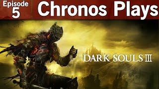 Dark Souls III Episode #5 - Archer [Blind Let's Play, Playthrough]