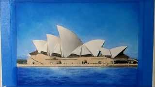 ✎ DRAWING: The Sydney Opera House!