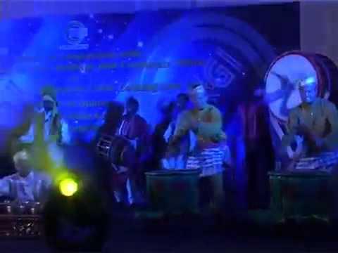 Malaysian Drum Symphony Performance