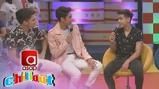 ASAP Chillout: Bailey talks about Now United