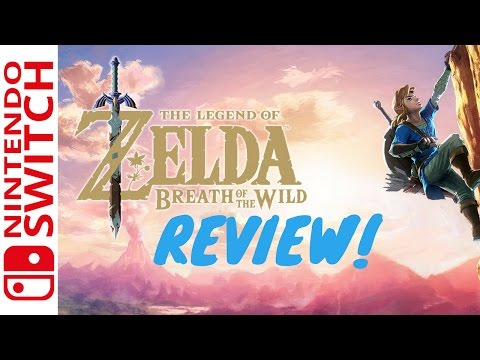 The Legend of Zelda: Breath of the Wild Review - A MASTERPIECE! (Spoiler Free)