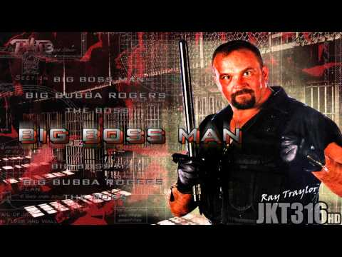 Big Boss Man Theme - ''Cell Block'' (HQ Arena Effects)