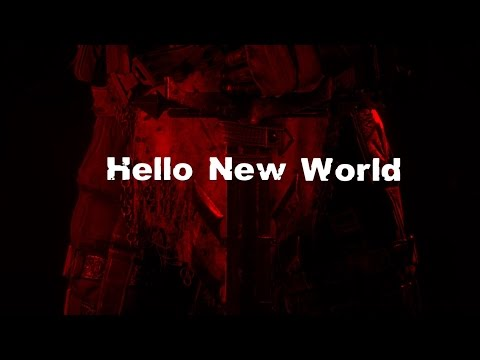 Hello New World