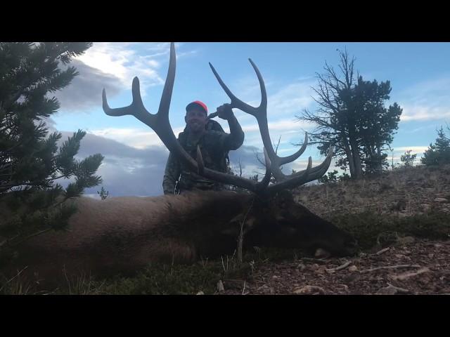 Jakes 2018 Elk Hunt: Wyoming reservations