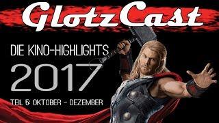 SEX, Skandale & KINO-Highlights 2017 (GlotzCast #57)