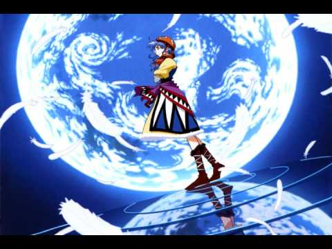 Lunar Silver Star Story Complete - Luna's Boat Song - with lyrics