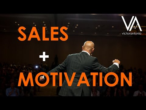 Sales Leadership Conference -  Keynote Speaker Victor Antonio