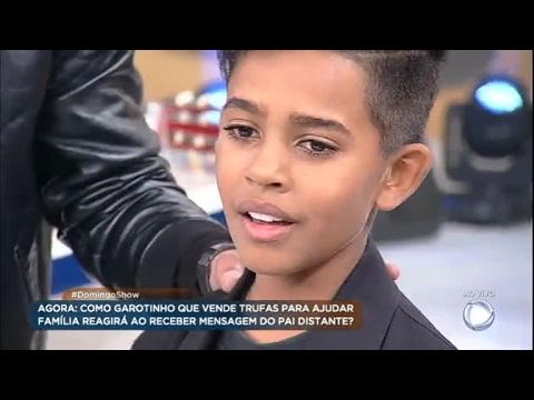 Vinicius ganha ajuda para realizar o seu sonho de gravar um CD