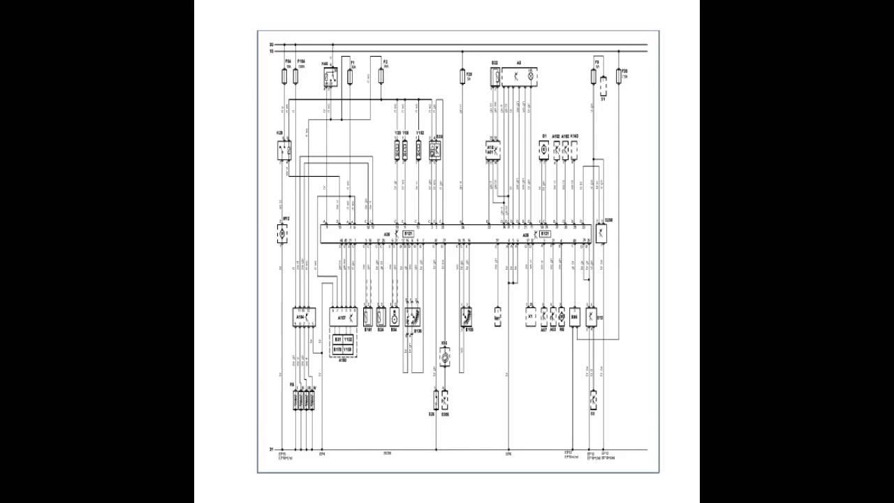 diagram wiring pump ecu vp44 bmw m47 e46 320d 136hp - YouTube