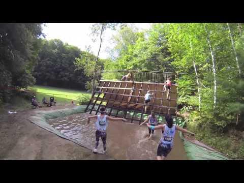 Warrior Dash Obstacles 2013